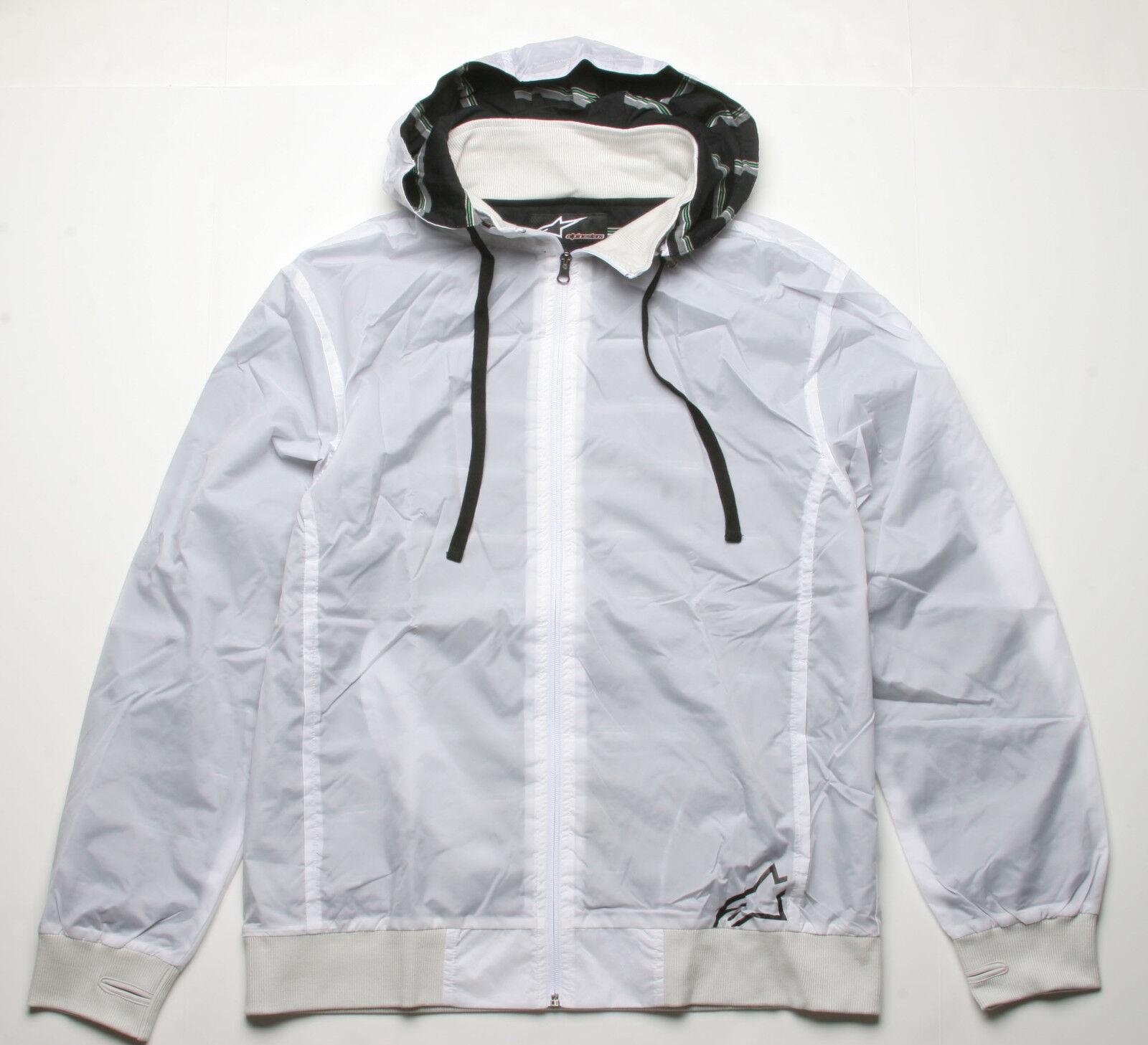 Alpinestars Overdub Giacca (L) Bianco