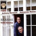 Violinsonaten von Anthony Marwood,Aleksandar Madzar (2014)