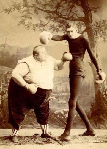"Freaks Boxers 14 x 11/"" Photo Print"