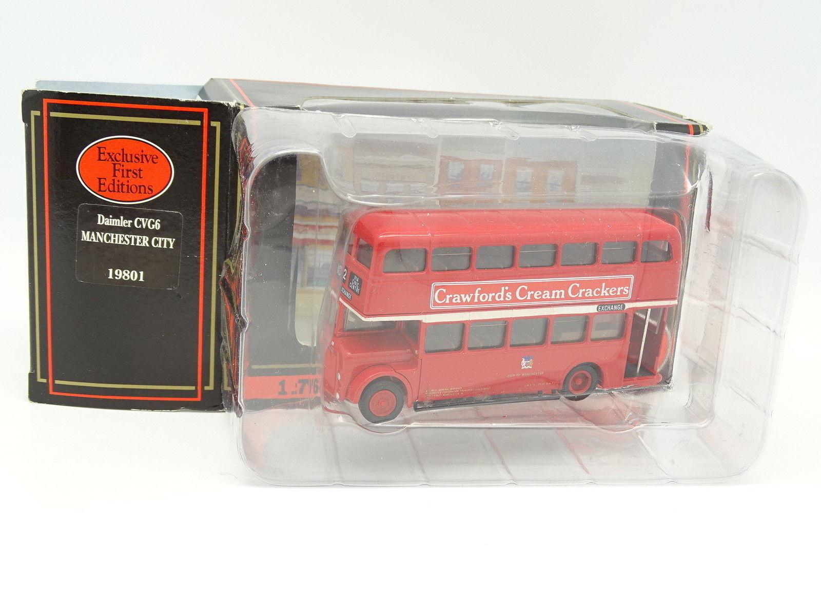 Gilbow 1 76 - - - Bus Autobús Daimler CVG6 Manchester b3cbb7