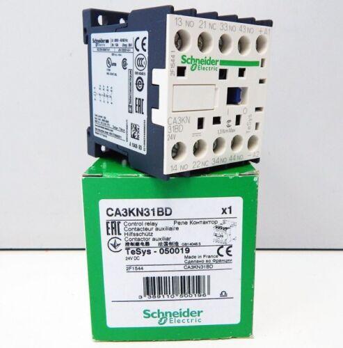 1 von 1 - Schneider Electric CA3KN31BD 050019 Hilfsschütz control relay -unused-