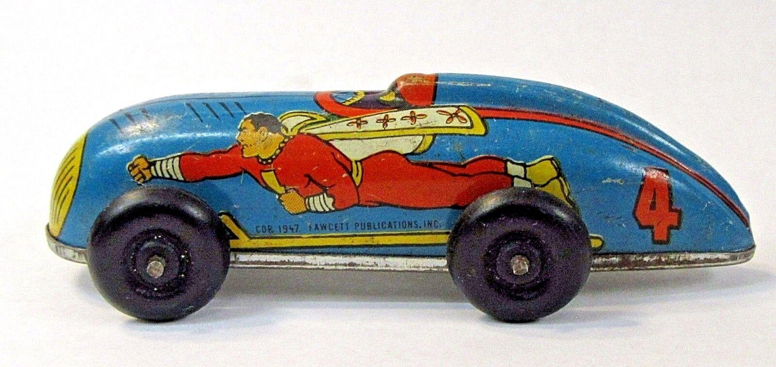 1947 a KAPTEN förundras blå Fawcett serier