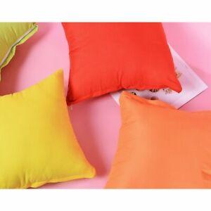 Decoracion-del-Hogar-Algodon-Almohada-Suave-Color-Puro-Cubierta-Cojin-Sofa-Sofa-de-caso-de-tiro