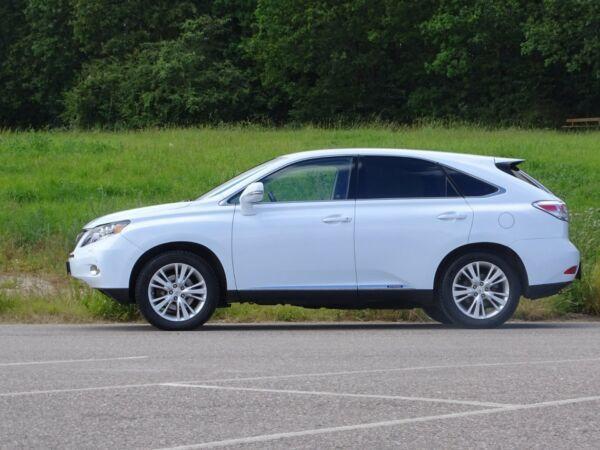 Lexus RX450h 3,5 L3 aut. - billede 1