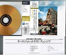 KEITH JARRETT Changes JAPAN Mini-LP CD 24k GOLD w/OBI+INSERT UCCE-9004 Free S&H