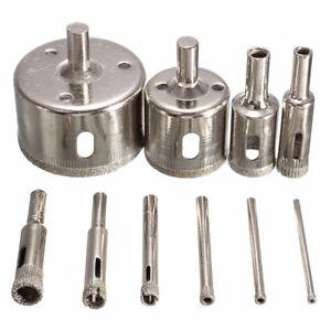 10Pcs-Diamond-Hole-Saw-3-50mm-Drill-Bit-Saw-Set-Tile-Ceramic-Marble-Glass-C-E4S6