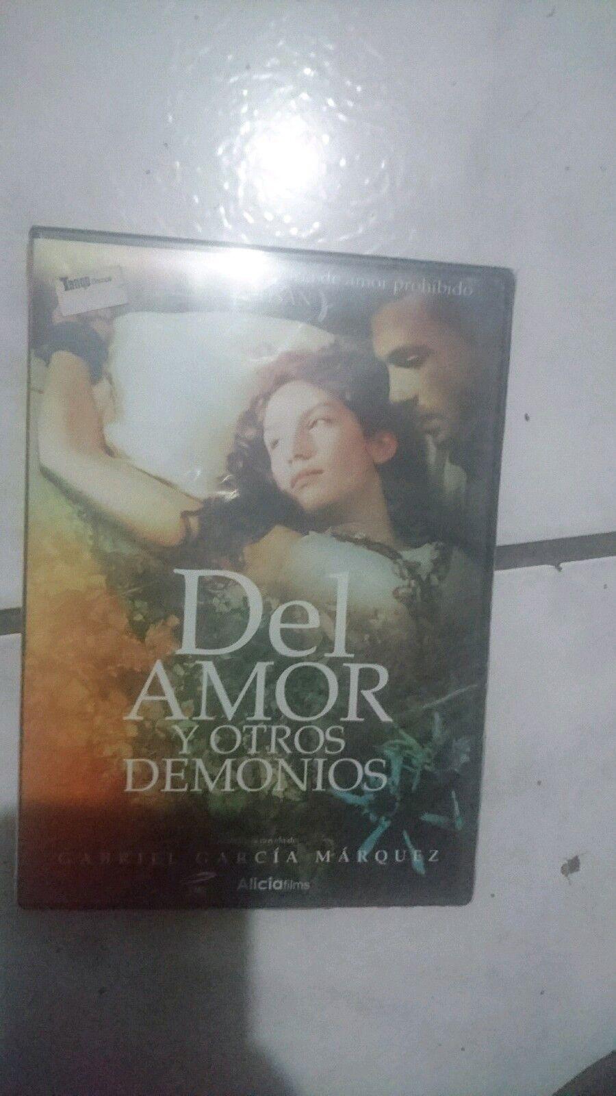 Del Amor y Otros Demonios by Gabriel Garcia Marquez (Sp