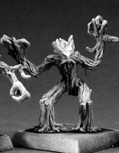 1x-SAPROLING-Krieger-Kriegsherr-REAPER-Miniatur-RPG-Rollenspiel-Mensch-Baum-tree