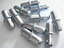 100 Supporto per scaffale PIN Borchie Peg acciaio 5mm-c00961