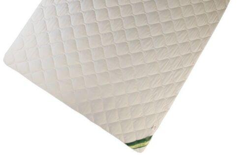 Sommerbett Wildseide 155x220 Bezug 100/% Baumwolle