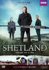 Shetland: Season One  Two (DVD, 2016, 5-Disc Set)
