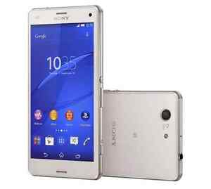 Unlocked-Sony-Ericsson-Xperia-Z3-Compact-D5803-16GB-4G-LTE-Mobile-phone-White