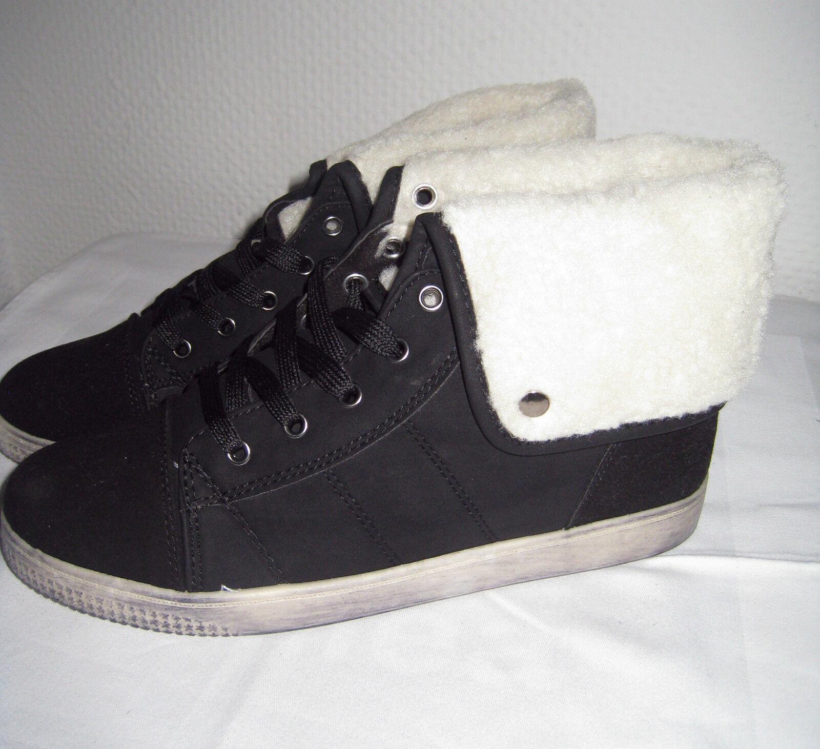 Kayla Shoes ym1514 Da Donna High-Top Sneaker ym1514 Shoes 12 COPPIA (/coppia) Rimanenze! 17ca0d