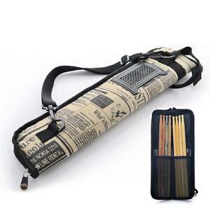 Portable-Drum-Stick-Bag-Case-Zipper-Thicken-Shoulder-Bag-with-Shoulder-Strap