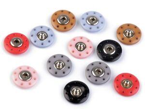 farbige-20-mm-Druckknoepfe-Druckknopf-Kunstoff-mit-Metallkern-zum-annaehen