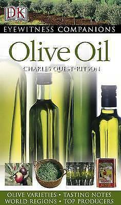 Olive Oil Eyewitness Companions by Quest-Ritson Charles Hardback Book RRP £12.99