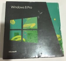 BRAND NEW Microsoft Windows 8 Pro - Upgrade for Windows 3UR-00001