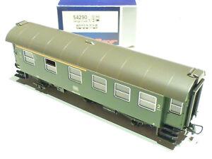 ROCO-HO-DB-3-achsiger-Personenwagen-1-2-Kl-gruen-54290-NEU-OVP-3