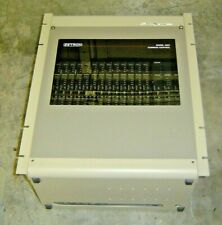 Zetron 4024 Common Control Station Shelf 901 9059 With 16 Cards 702 9084 702 9091