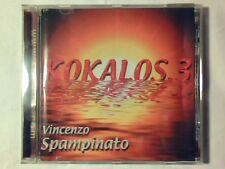 VINCENZO SPAMPINATO Kokalos.3 cd RONDO' VENEZIANO PIPPO PATTAVINA MINT -
