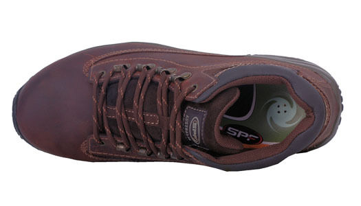 Mens leather walking walking walking hiking boots Slatters Woomera 04daa5