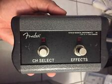 Fender Pedal Effects