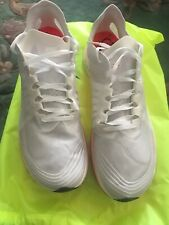 14796381023f NikeLab Zoom Fly SP Size 6 White Sail Bright Crimson Aa3172 100 ...