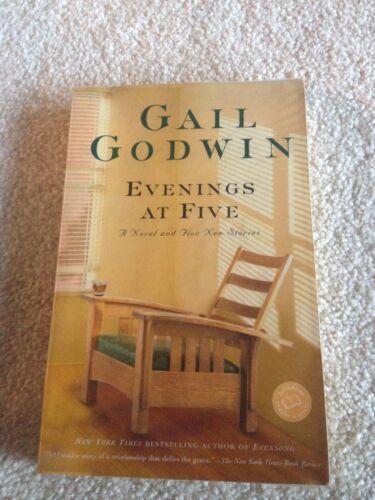 1 of 1 - GAIL GODWIN, EVENINGS AT FIVE