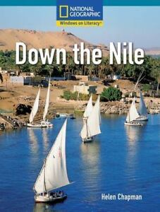down the nile alone in a fishermans skiff