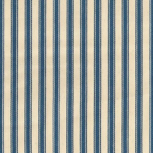 "53/"" 137cm Wide 100/% Cotton Ticking Stripes Woven Soft Canvas 10 Colours"