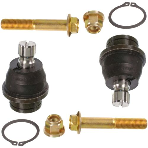 Pair Set Of 2 Front Lower Moog Susp Ball Joints For Infiniti QX56 Nissan Suzuki