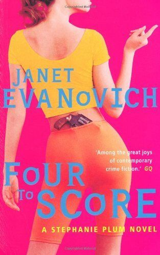 Four to Score (Stephanie Plum 04) By Janet Evanovich