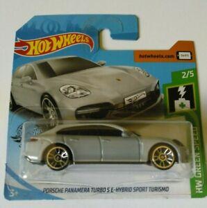 Porsche-Panamera-E-Hybrid-Hot-Wheels-2019-Hw-Green-Speed-2-5-Mattel