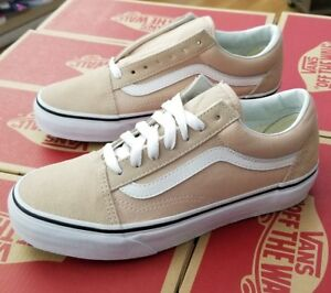 b4dbc60bab VANS OLD SKOOL VN0A38G1Q9X FRAPPE TRUE WHITE MEN SZ 4.5 (WOMEN 6 ...