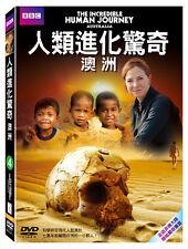BBC: The incredible human journey - Australia TAIWAN DVD ENGLISH SEALED