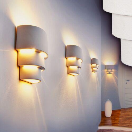 moderne Wandlampe Karatschi Wohn Schlaf Ess Zimmer Raum Flur Up/&Down Beleuchtung