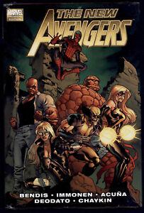 New-Avengers-Volume-2-Bendis-Deodato-Hardcover-HC-Graphic-Novel-Marvel-Comics