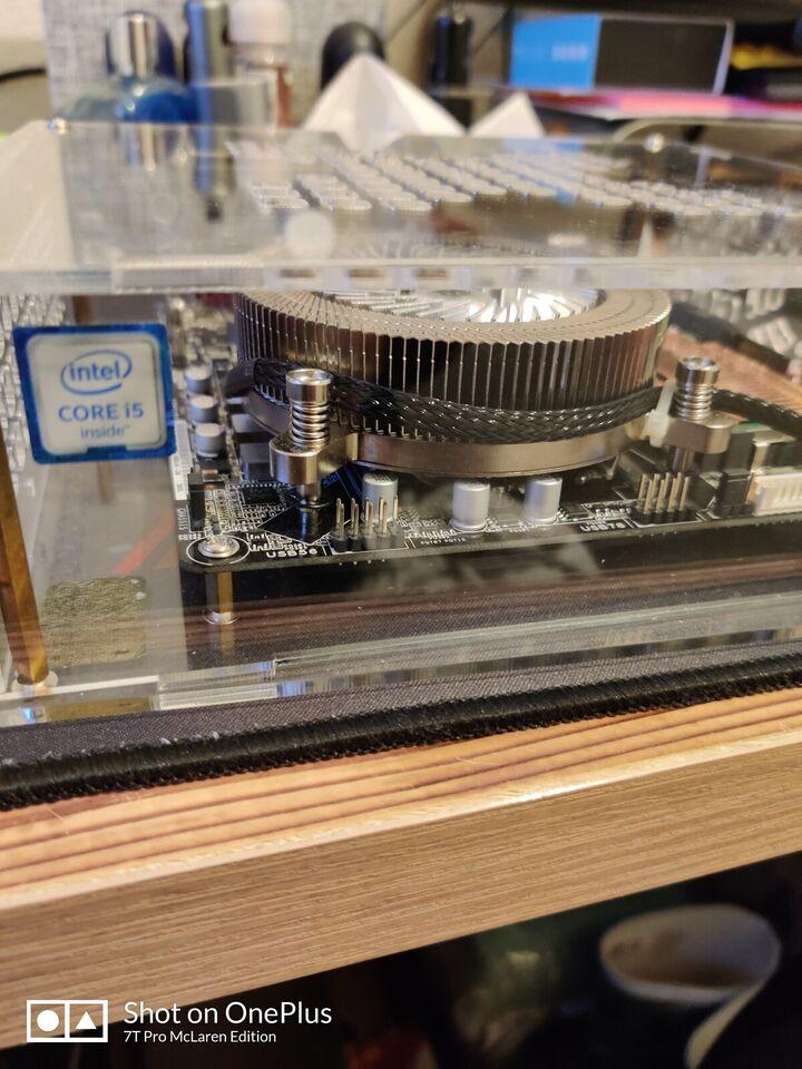 Asus, Asus H110T, Intel core i5 -6500 Lga 1151 Gen 6. Ghz