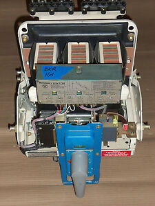 Details about GENERAL ELECTRIC GE AK-2A-25-1 600 AMP I-TEKTOR LSI AIR  CIRCUIT BREAKER