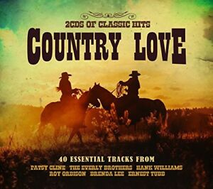 Various-Artists-Mkom-Country-Love-New-CD-UK-Import