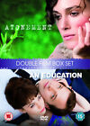 Atonement an Education 5050582829068 DVD P H