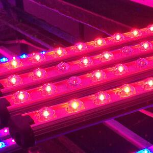 8pcs 36 60w led grow bars hydroponic led grow light strip all red image is loading 8pcs 36 034 60w led grow bars hydroponic aloadofball Choice Image