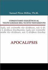 NEW - Comentario exegético al texto griego del Nuevo Testamento: Apocalip