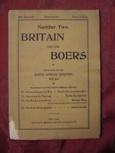 RARE-Britain-And-The-Boers-magazine-December-1899-Earl-Grey-Andrew-Carnegie