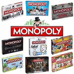 MONOPOLY-Perfect-Family-Game-Choose-from-70-Special-Editions
