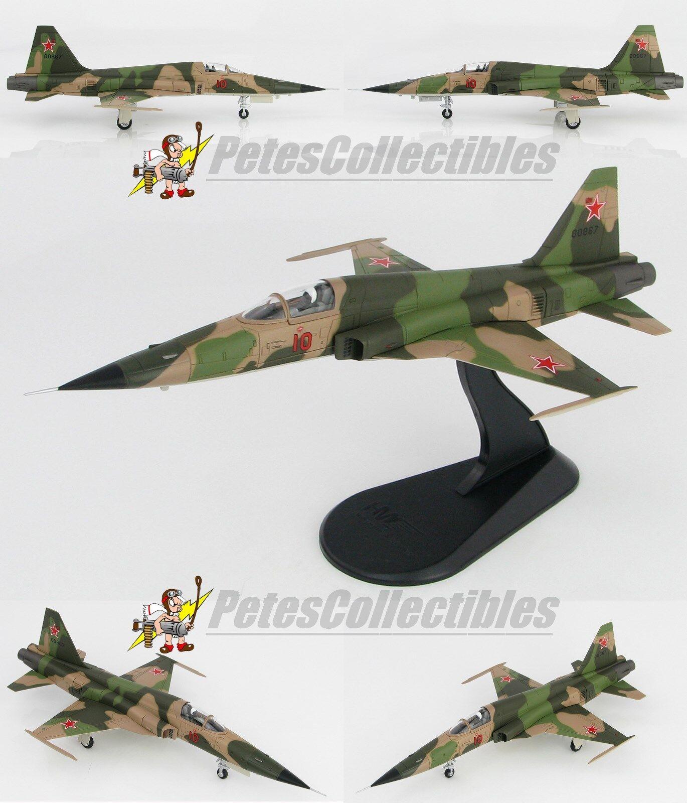 HOBBY MASTER HA3328 Northrop F-5E Tiger II Red 10 Soviet Union ex-VNAF 1970 1 72