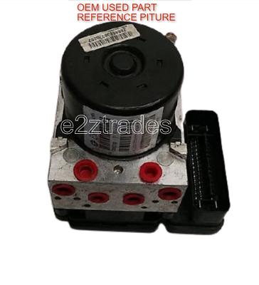 2015-2018 Jeep Wrangler JK OEM Antilock ABS Brake Pump Module 68284715AB