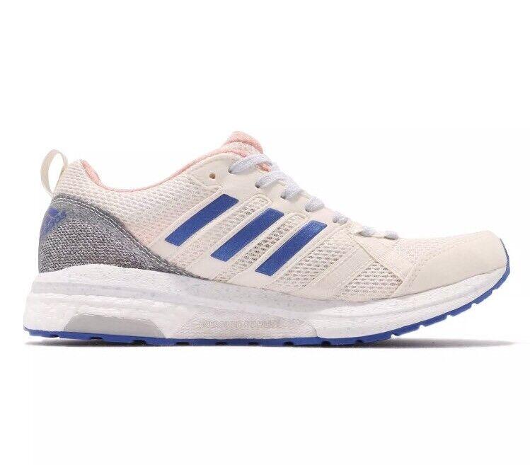 release date 4cdd2 a2d0c ... Adidas Adizero Tempo 9 9 9 Women s Running Shoes CP9498 Off White Size  7 22ac8e ...