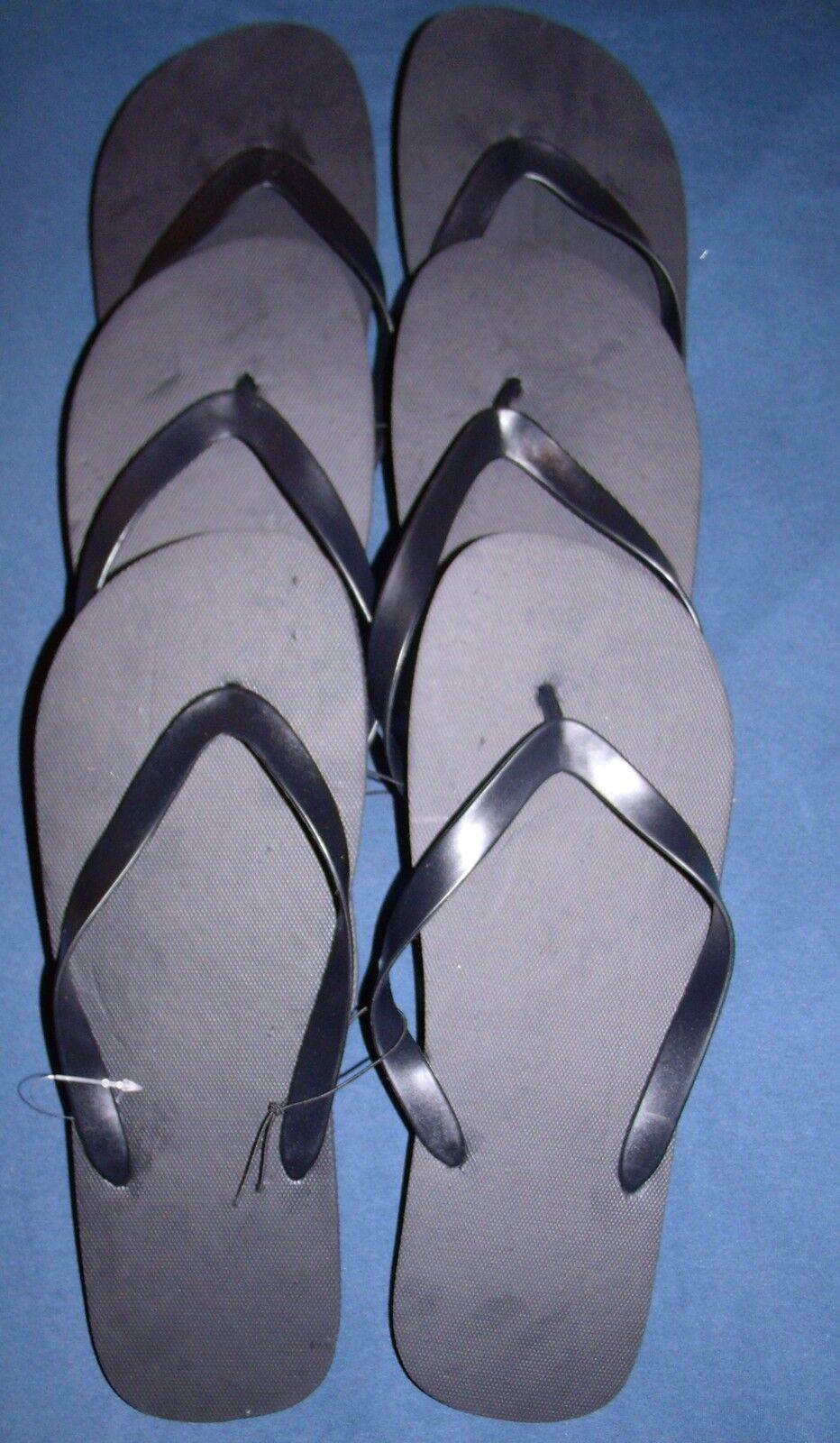 Para Hombre diapositiva Sandalias Zapatillas Flip Flop Tangas Indoor Outdoor shower-pool-boat
