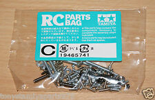 Tamiya 56319 3 Axle Reefer Trailer, 9465741/19465741 Screw Bag C, NIP